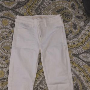 American Eagle White jeans